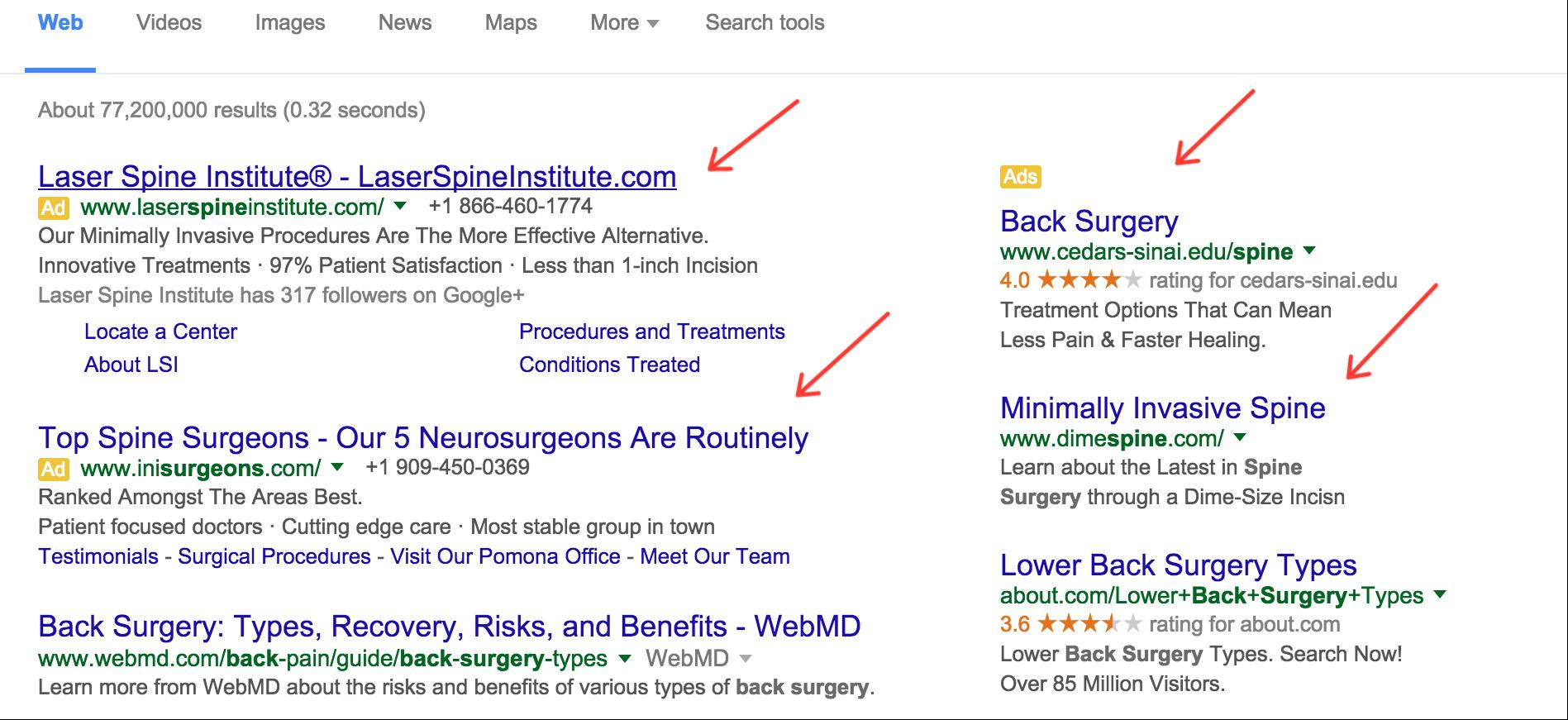 Spinal Surgeons