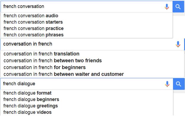 Keyword Research SOP: Using Google Instant